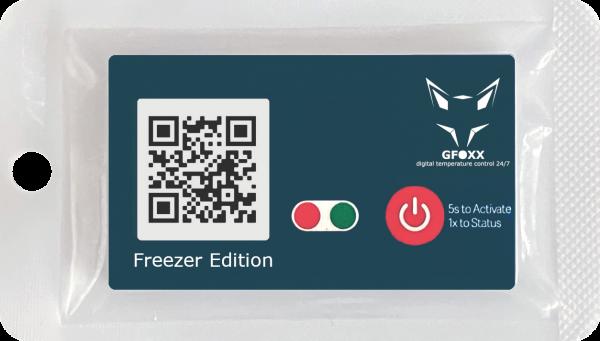 Bluetooth Thermometer Tiefkühlung